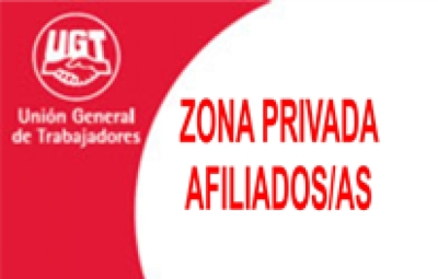 Zona Privada para Afiliados/as